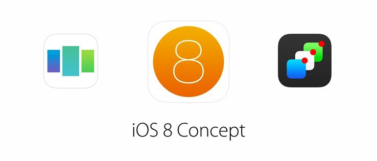 ios8konzepte