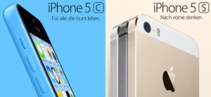 [Wirre Gedanken] Das iPhone 5C, iPhone 5S und der Fingerabdruckscanner. Ein paar Gedanken dazu.