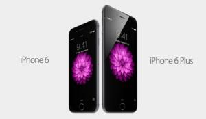 Apple stellt das iPhone 6 und iPhone 6 Plus vor: 4,7 und 5,5 Zoll