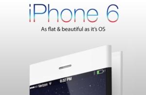 iPhone 6 Konzept mit 3-in-1-Displays dank Falt-Technik als Smartphone und Tablet nutzbar
