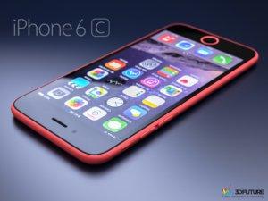 Schickes Konzept zu einem (wohl nicht mehr kommenden) iPhone 6c