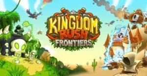 iOS: Tower-Defense-Game Kingdom Rush Frontiers aktuell reduziert