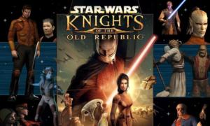 """""""Star Wars: Knights of the Old Republik"""" für's iPad derzeit um 50% reduziert"""