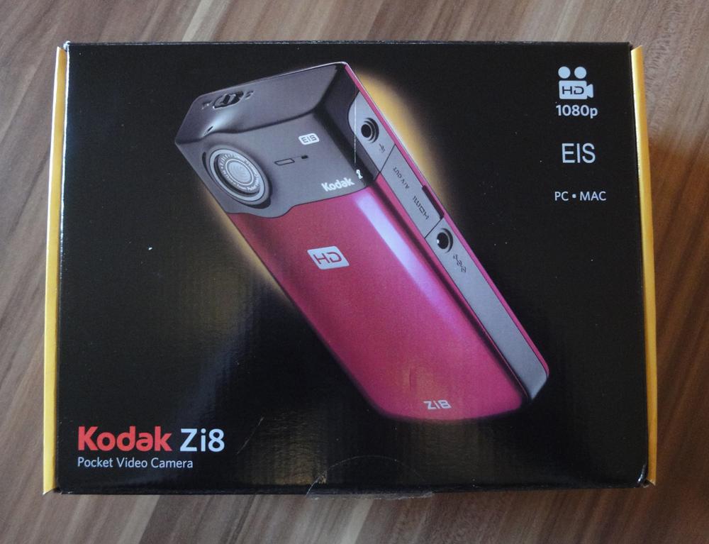 Kodak Zi8 Camcorder