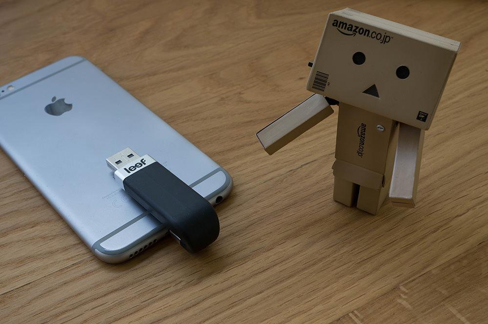 Leef iBridge Review: Speicherstick für iPhone und iPad