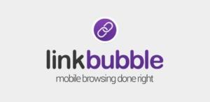 link-bubble
