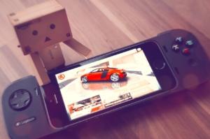 Logitech Powershell Controller: Gamepad für's iPhone angespielt
