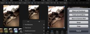 Luminance: Fotoeffekte für iOS