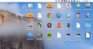 Mac OS X und Windows: Desktop-Symbole schnell ausblenden lassen