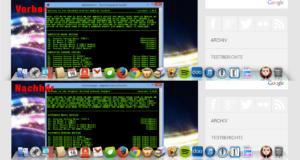 "OS X Mavericks: Den ""Frost-Effekt"" des Dock entfernen und Transparenz aktivieren"