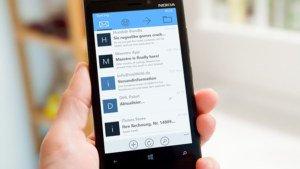 Maestro für Windows Phone: Vielversprechender Mail-Client leider in finaler Version veröffentlicht