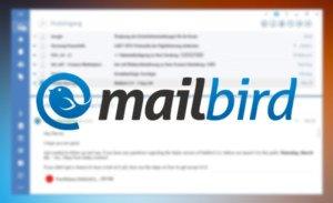 Mailbird 2.0 für Windows: Mail-Client mit schicker Oberfläche und vielen Funktionen