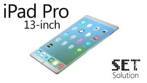 Konzeptvideo: Das iPad Pro. Oder: Brauchen wir ein iPad mit 13 Zoll?
