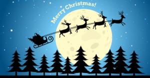 Frohe Weihnachtstage, erholt euch gut (Weihnachtsgewinnspiel inside)