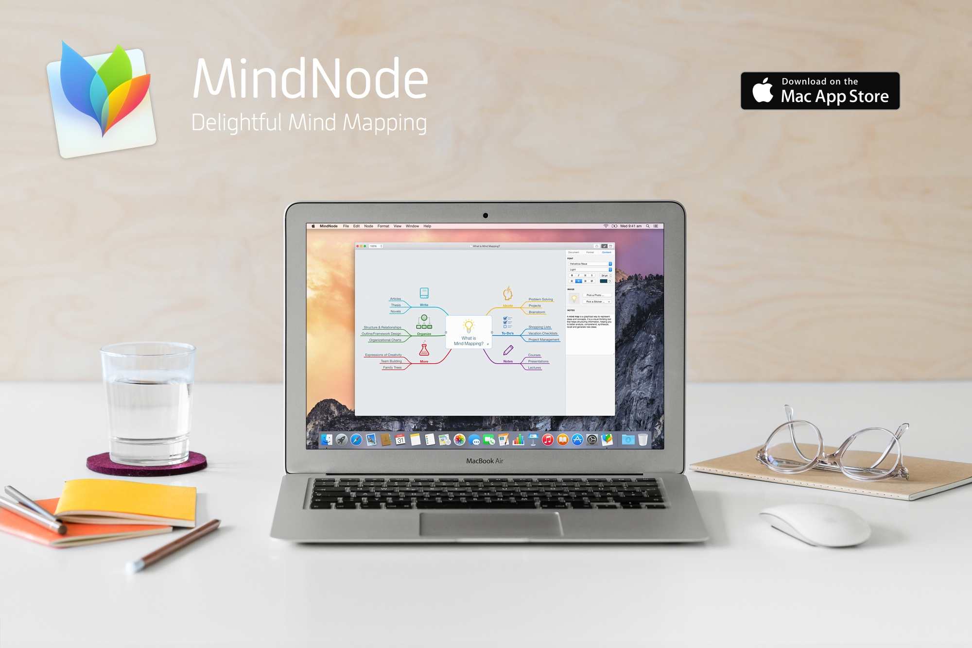 mindnode-2.0-for-mac-macbook-air-new