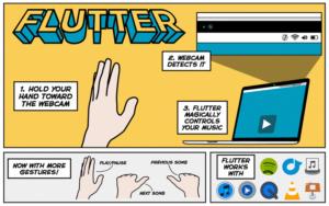 Gestensteuerung Flutter für Mac und Windows nun mit mehr Gesten