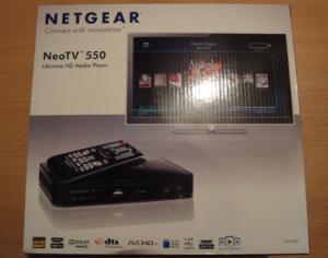 Netgear NeoTV 550: Durchdachter & (fast) perfekter Media Player