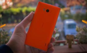 Nokia Lumia 930 ausprobiert: Gelungenes Flagschiff mit leichten Schwächen