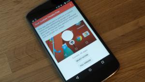Now Gesture Tweaks für Android: Google Now auf dem Home-Button mit eigener Aktion belegen