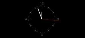 Braucht man's? Uhr von Jano Kaltenbach hilft euch beim Pünktlichsein