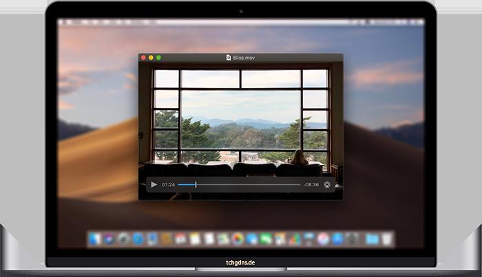 Optimus Player: Frische VLC-Alternative für den Mac mit