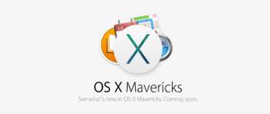 "Apple teasert OS X ""Mavericks"": Coming soon"