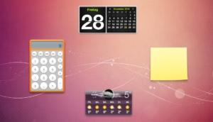 Mac OS X: Dashboard-Widgets direkt auf dem Desktop anzeigen oder als Stand-Alone-App nutzen