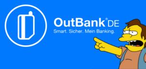 Ich musste Lachen. Wie sich OutBank immer weiter selbst abschafft.