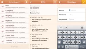 Parcel: iOS-App zur Sendungsverfolgung mit neuer App und als Webapp