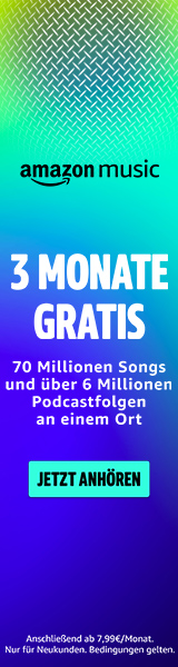 Amazon Music 3 Monate Gratis