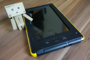 """Das Pearl Touchlet 7""""-Tablet-PC X5.Outdoor: Stabiles Offroad-Tablet"""