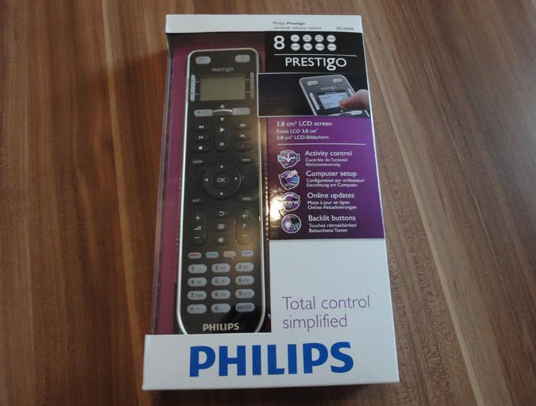 Philips Prestigo SRU 6008
