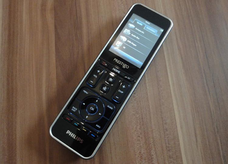 Philips Prestigo SRT 9320