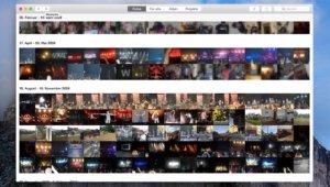Mac OS X: Adios iPhoto. Ein erster Blick in die neue Photos-App