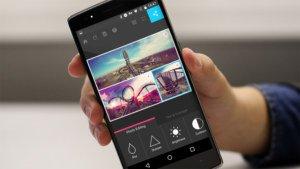 Photofy: Sehr gefällige Bildbearbeitung und Collagen-App für iOS und Android