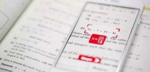 PhotoMath nun auch für Android: Matheaufgaben mittels Kamera lösen