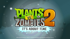 """Plants vs. Zombies 2: It's all about time"" für iOS veröffentlicht"