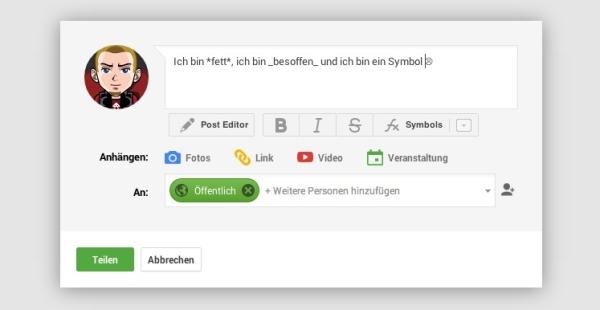 post-editor-for-googleplus