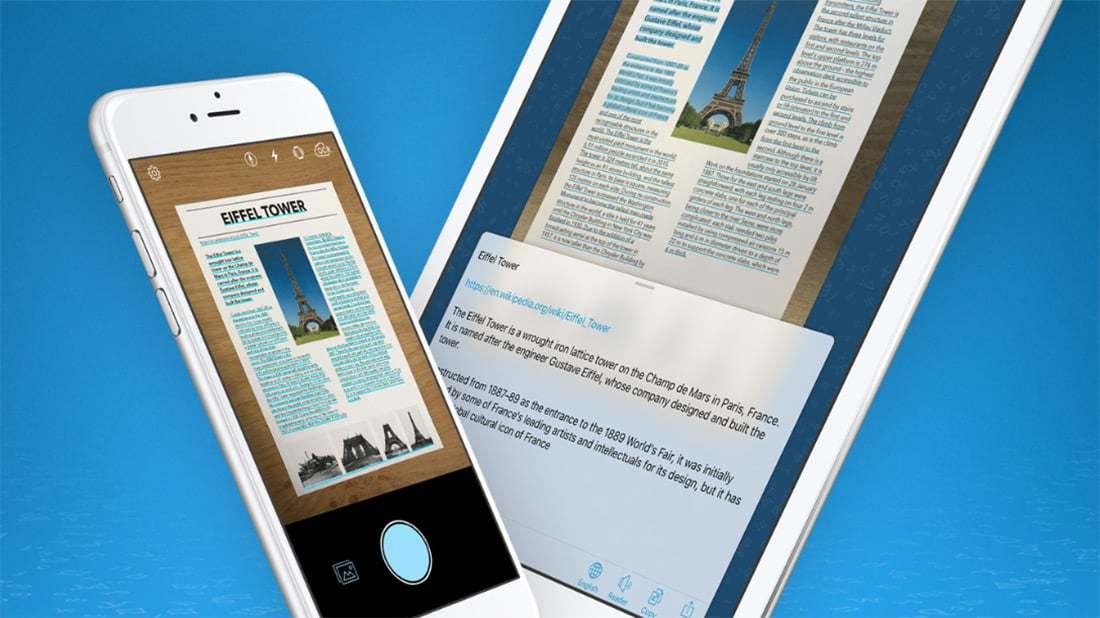 Prizmo Go Neue Texterkennungs App Für Ios Mit Offline Und