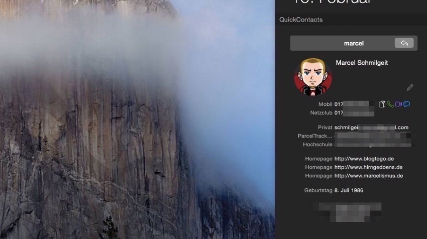quickcontacts-mac-widget