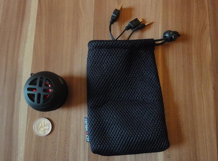 Raikko XS Vacuum Speaker
