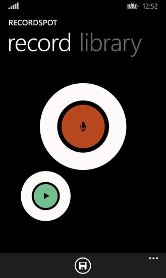 recordspot-windows-phone-1
