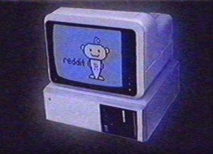 [Friday Fun] So hätten Reddit und Tinder in den 80er ausgesehen