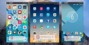 Reflector 2: iOS- und Android-Geräte auf Mac und Windows spiegeln und aufnehmen