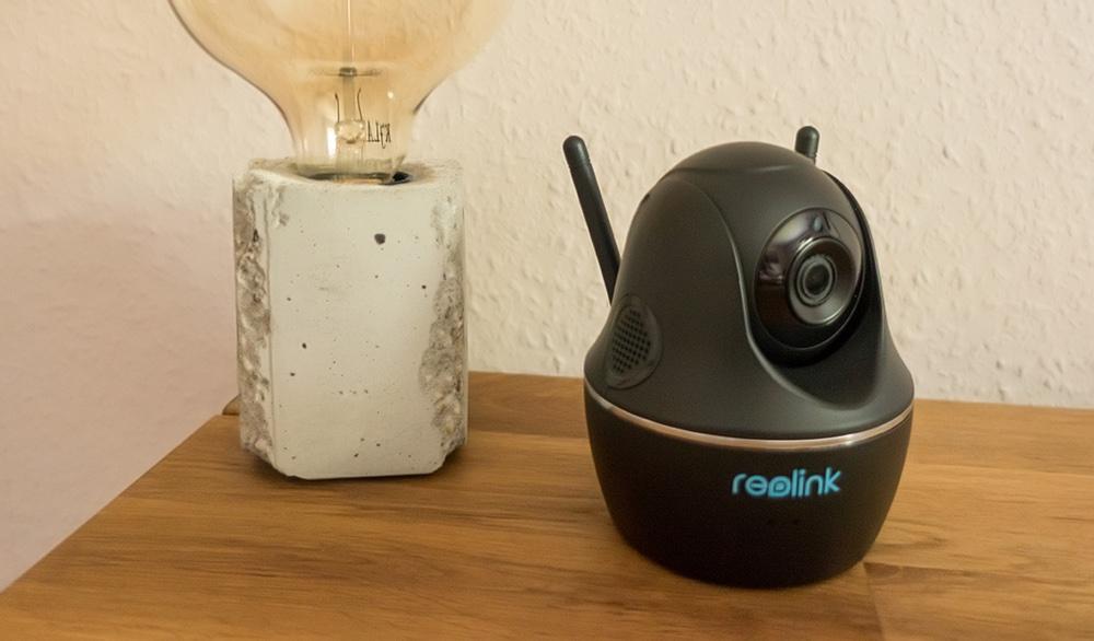 Reolink C1 Pro im Test: Schwenkbare Überwachungskamera mit