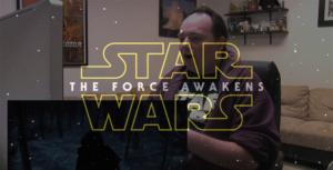 [Friday Fun] Parodie: Reaktion auf den neuen Star-Wars-Trailer :-D