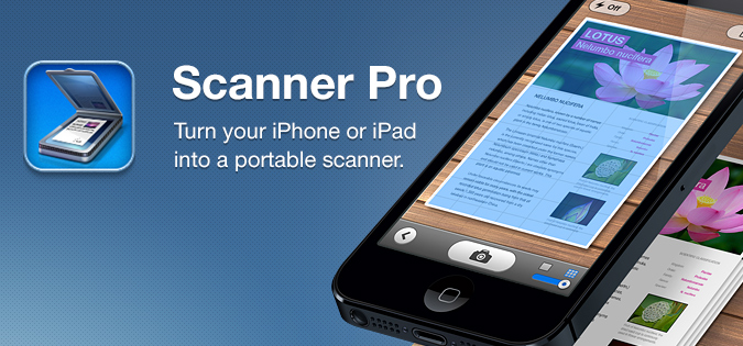 scanner-pro-readdle