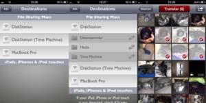Scotty: Fotos an andere iOS-Geräte und Macs senden