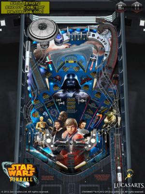 Star Wars Pinball für iPhone und iPad derzeit kostenlos zu haben