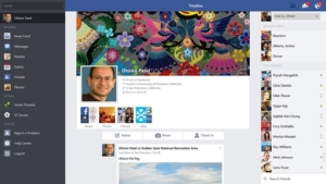 Facebook bringt offizielle App für Windows 8 in den Windows Store